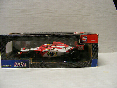 GREENLIGHT Jim Beam Klein tools Diecast Indy Car 1:18 2004 Dan Wheldon #26