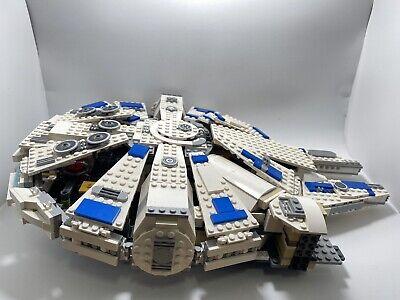 LEGO Star Wars Kessel Run Solo Millennium Falcon 75212