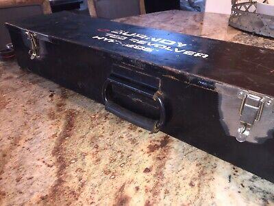 Burndy 750 Revolver Hypress Kit Lot