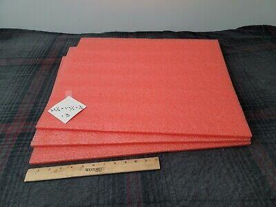 3 Polyethylene Foam Sheets 21-12 17-12 38