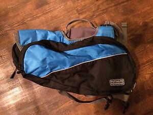 Outward Bound Dog backpack