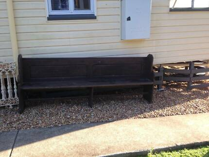 Church Pews For Sale North Ipswich Ipswich City Preview