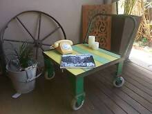 Funky Vintage Retro Industrial Trolley Banyo Brisbane North East Preview