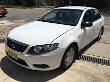 Ford FG 2008 falcon . 3 months rego . DUAL FUEL . Lidcombe Auburn Area Preview