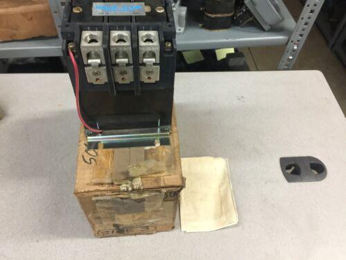 NEW IN BOX JOSLYN CLARK SIZE 3 480VAC COIL 600V 100A CONTACTOR T77U033