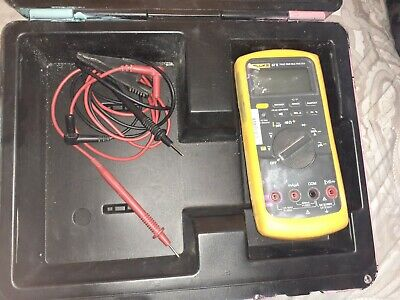 Fluke 87-v Industrial True Rms Digital Multimeter