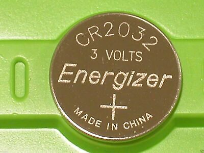 5X Energizer CR2032 Lithium Coin Cell Button 3V Battery Batteries free postage