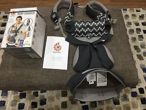 Ergobaby 360 Cool Air Baby Carrier EUC Leichhardt Leichhardt Area Preview