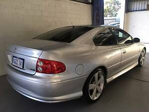 2003 Holden Monaro CV8 Coupe Belmont Belmont Area Preview