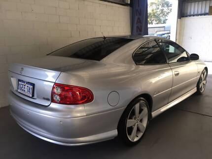2003 Holden Monaro CV8 Coupe