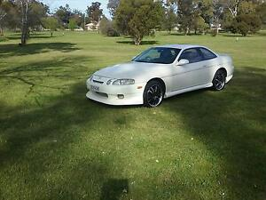 1994 Toyota Soarer Coupe Mudgee Mudgee Area Preview