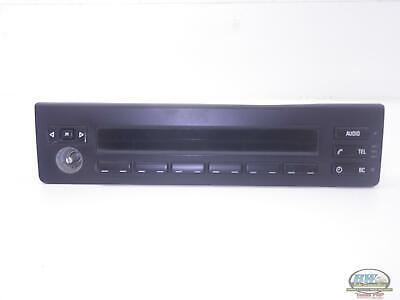 65826914606; BMW X5 OEM AM-FM Stereo Receiver 2000-06 E53