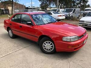 1993 Toyota Camry Sedan