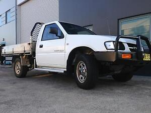 4x4 Holden rodeo ute Redhead Lake Macquarie Area Preview