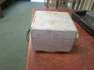 Crouse-hinds Condulet Gua Used