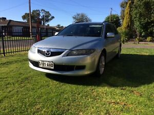 2005 Mazda6 wagon Automatic