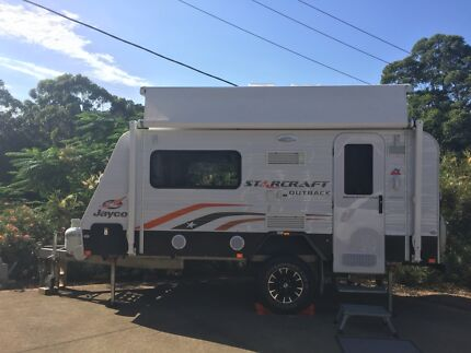 Jayco Starcraft Outback Poptop 2015 Coffs Harbour Coffs Harbour City Preview