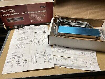 New Locknetics Smartlock Model 40 Series Whardware And Installation Instructio
