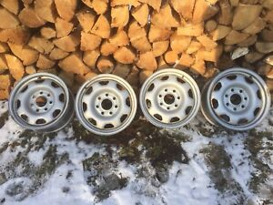 "Rims ford f-150 17"" 7 nuts"