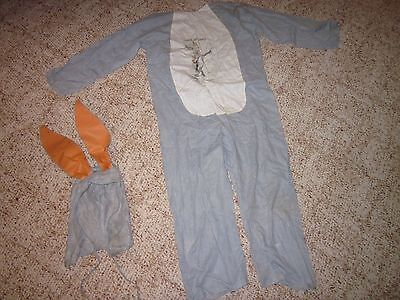 Vintage 1940's-1950's Bugs Bunny What's Up Doc? Halloween Costume (Warner Bros.) (Vintage Bugs Bunny Halloween Costume)