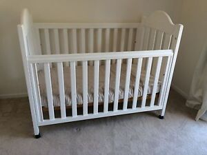 Baby Cot Solid Wood Merrimac Gold Coast City Preview