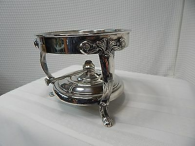 Used, Vintage! Sterno Footed Chafing Dish Stand for sale  Shipping to India