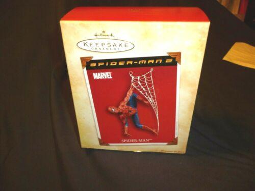 Spider-Man 2 Marvel Hallmark Keepsake Ornament 2004 SKU 76