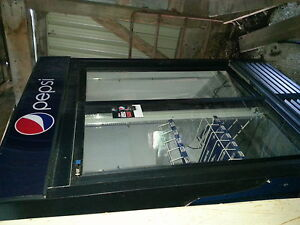 POP COOLERS AND FREEZER FORSALE Kawartha Lakes Peterborough Area image 1
