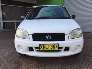 2000 Suzuki Ignis 1.3L 4 cylinder Hatchback - AUTOMATIC