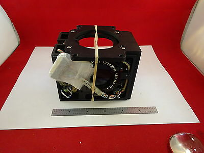 Optical Mil Spec Mechanical Scanner Galvo Mirror Aeroflex Optics As Is Bf9-a-01