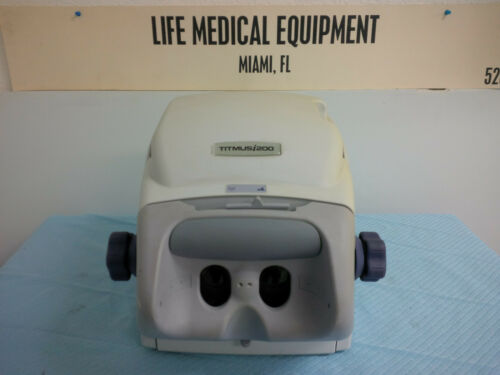Titmus i400 Vision Screener Without Control Modules MIAMI