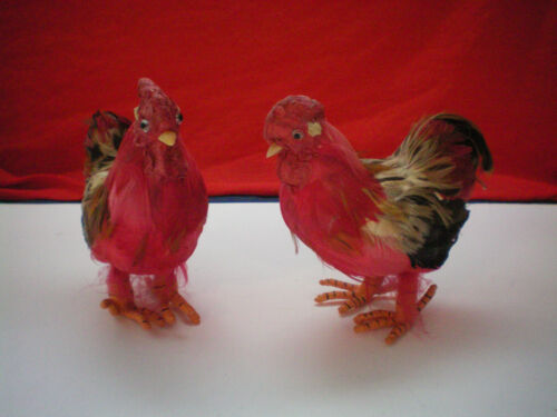 Funny ROOSTER Home Decorations Collectible