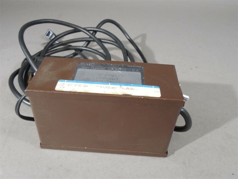 UVP Pen Ray Power Supply SCT-1  115 VAC Input 2300 VAC output we believe