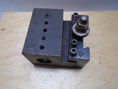 Aloris Ca-1 Ca1 Quick Change Tool Holder.