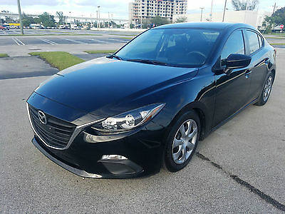 2015 Mazda Mazda3 MAZDA3 2015 MAZDA 3 VERY LOW MILES 6 SPEED MANUAL TRANMISSION V4 GAS SAVER BEST OFFER