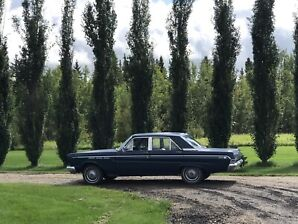 1965 Comet  Low mileage, Make an offer