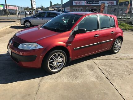2004 Renault Megane Hatch, 103kms, Automatic, $4999