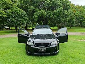 2010 Holden Commodore SV6 Series 1 Manual