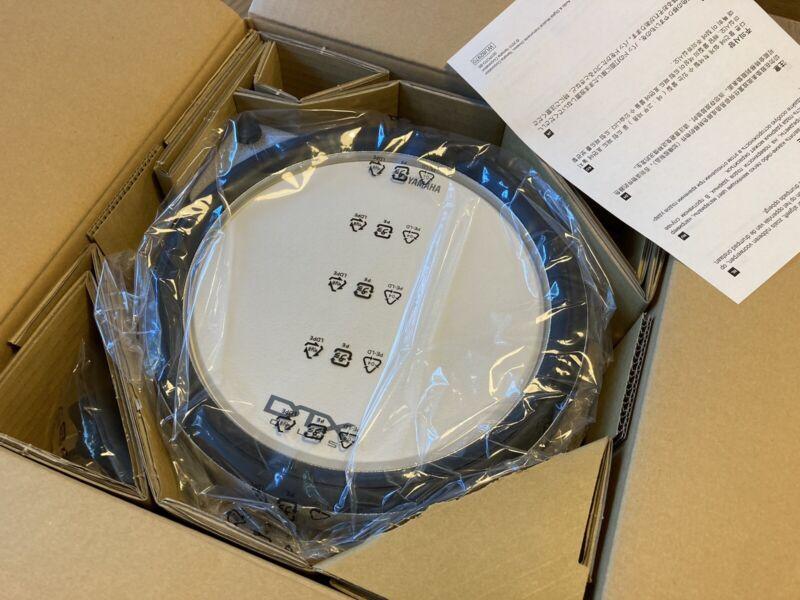 Yamaha pad info to follow 3