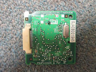 Panasonic Kx-tda50 Digital Hybrid Ip Pbx Kx-tda5196 Rmt Remote Maintenance Card