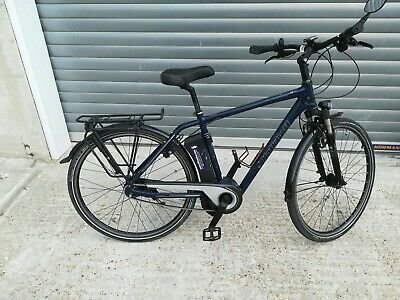 Kalkhoff Pro Connect E-Bike Electric Hybrid Bicycle Size Medium with 2 Batteries