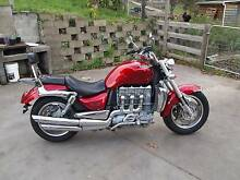 Triumph Rocket III 2005 Rocket 3 For Sale or Swap Franklin Huon Valley Preview