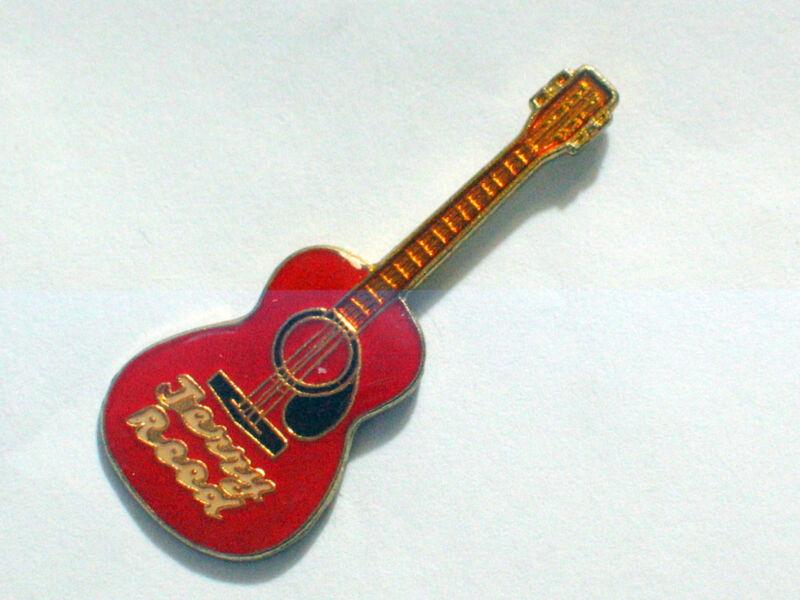 Jerry Reed Pin , Guitar Lapel pin