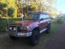 92 Turbo Diesel 80 Series LANDCRUISER Jewells Lake Macquarie Area Preview