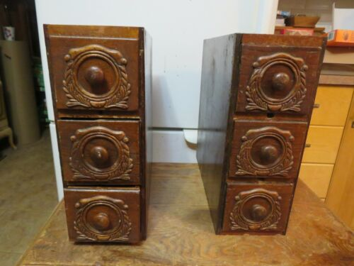 vintage/antique sewing machine   drawers   # 8716