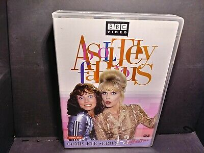 Absolutely Fabulous - The Complete Collection: Series 1-3 (DVD, 2006) B180