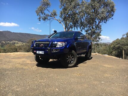 Ford Ranger XLT Super-Cab 2015