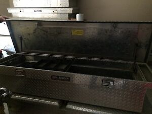 Used pickup truck toolboxes