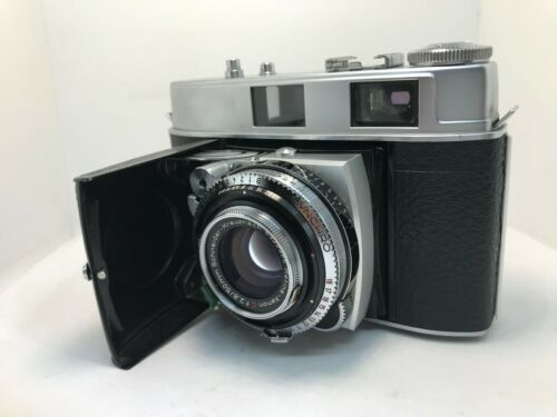 Kodak Retina IIC Large C Tested Excellent !
