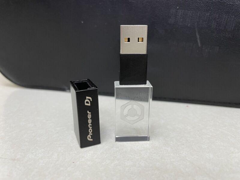 Pioneer DJ 64GB USB Thumb Drive Red Rekordbox Genuine Accessory CDJ